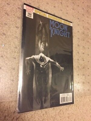 MOON KNIGHT (7th Series) #188 Sienkiewicz 2nd Printing Variant VF/NM COND!