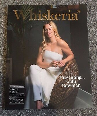 Whiskeria Winter 2018/19 The Whisky Shop Magazine