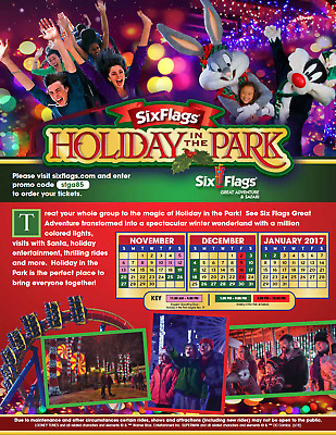 six flags great adventure promo code