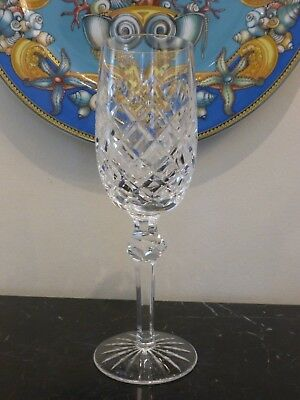 Vintage Waterford Crystal Powerscourt Champagne Flute