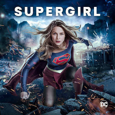 Supergirl: The Complete Third Season 3 (Blu-ray+Digital)Brand NEW- On Sale