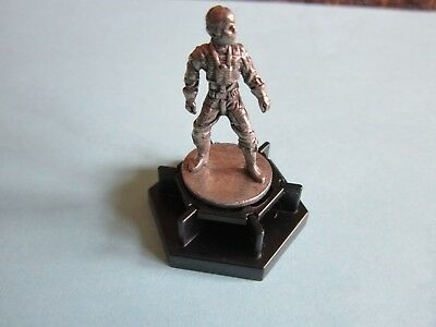 Star Wars Luke Skywalker Pewter Game Piece Replacement Figurine Collectible