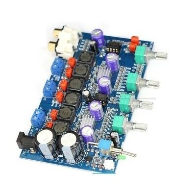 2.1 Digital Amplifier Board Subwoofer TPA3116D2 50W+50W+100W 19v 24v car