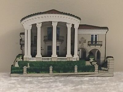 NIB Sheila's house miniature, Metts McNeill Mansion, Savannah, Ga *Not In Stores