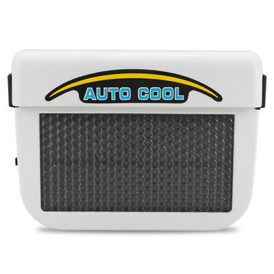 Solar Powered Car Window Windshield Auto Air Vent Cooler Cooling Fan  UK