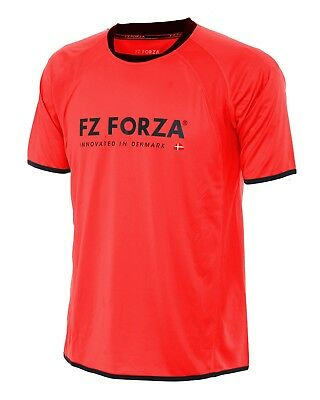 FZ Forza Larry mens Tee Fiery Coral