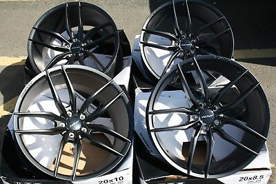 """20"""" B Vector Alloy Wheels Fits Audi A4 B5 B7 B8 B9 Saloon A5 Coupe Cabroilet"""