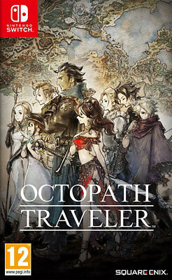 Octopath Traveler (Switch)  BRAND NEW AND SEALED - IN STOCK - QUICK DISPATCH