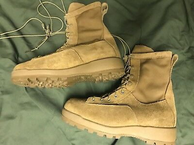US Army Gore Tex Boots Coyote 9W OCP Scorpion