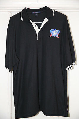 American Association of Police Polygraph XL Polo Shirt