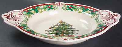 Spode CHRISTMAS TREE (GREEN TRIM) 70th Anniversary Bowl 7622113
