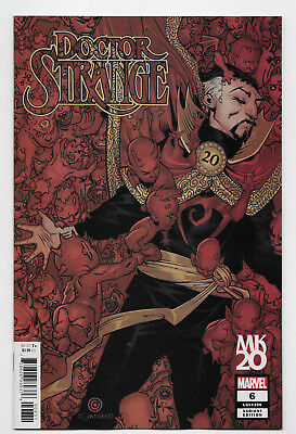 Doctor Strange #6 Marvel Comics 2018 Chris Bachalo MKXX Variant Cover Knights