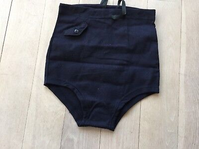 Ww2, Us Military Wool Bathing Suit, Large, New Old Stock.