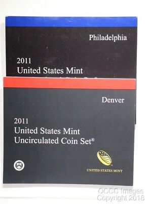 2011 US Mint Set / Nice Original Packaging / No stickers or writing