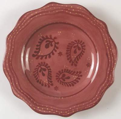 Tabletops Unlimited JASMINE CHERRY Salad Plate S4301328G2