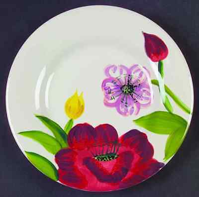 Tabletops Unlimited SIMPLY FLOWER Salad Plate S6229744G2