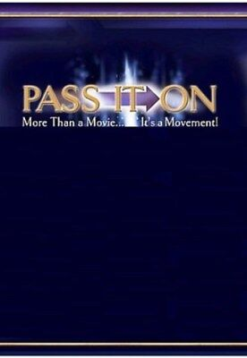 Pass It On DVD 2 Disc Set 2007 It's More Than a Movie It's a Movement NEW