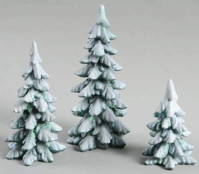 Department 56 GENERAL VILLAGE TREE ACCESSORIES Winter Pines 10405002