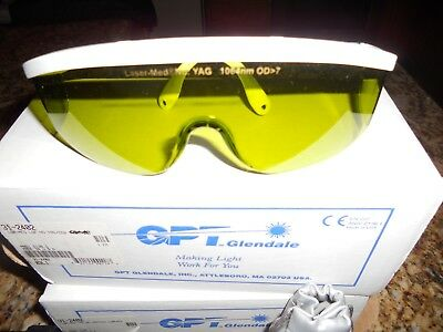 NEW US made Laser Safety Glasses - ND YAG, CO2, Holmium and ER