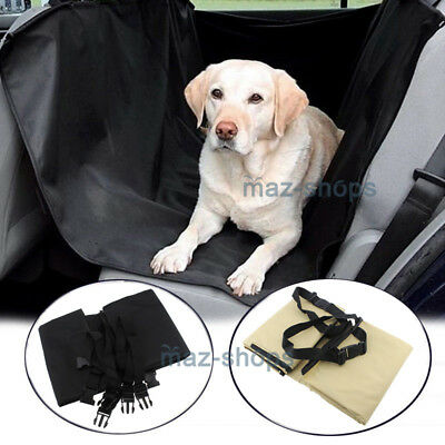 Car Rear Back Seat Cover Pet Dog Cat Auto Protector Hammock Mat Liner Waterproof