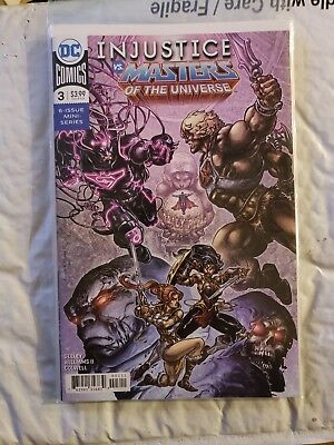 Injustice Vs The Masters Of The Universe #3 (Of 6)