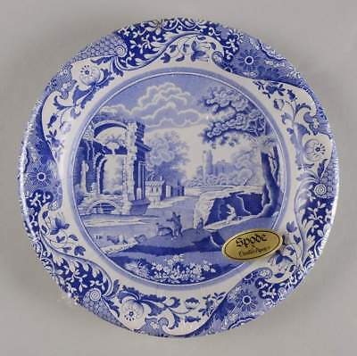 Spode BLUE ITALIAN (Pack Of 8) Paper Salad Plates 10528819
