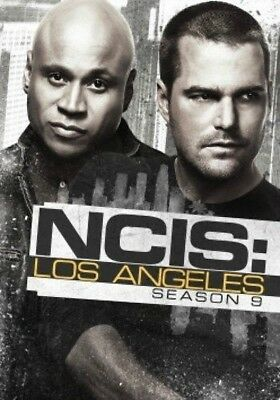 NCIS Los Angeles: The Complete Ninth Season 9 (Brand New, DVD, 6-Disc Set)