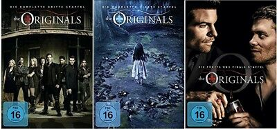 The Originals Staffel 3-5 (3+4+5) DVD Set Neu und Originalverpackt