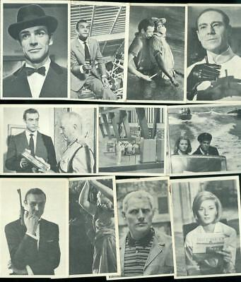 James Bond - Philly Gum 1965 - 21 Cards