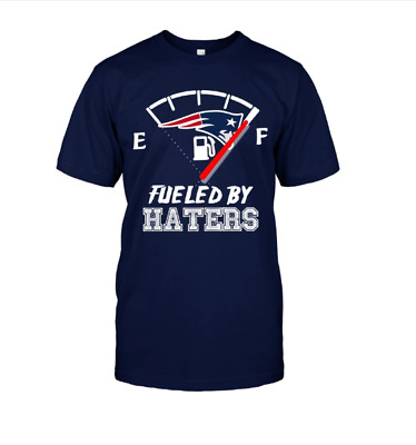 New England Patriots Fueled By Haters Men's T-Shirt