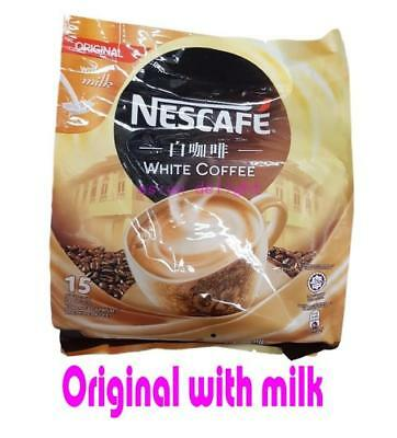 Nescafe Malaysia Instant White Coffee 3 in 1 Coffee Combo Mix Set (Any 4 pack)