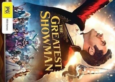 Brand New DVD The Greatest Showman  THE ULTIMATE MOTHERS DAY SURPRISE PRESENT