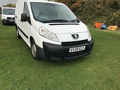 2009 Peugeot Expert 1.6 Hdi Swb Excellent Throughout Van Sold