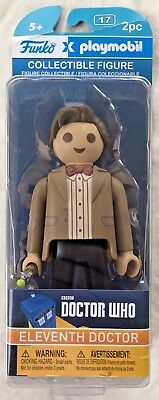 """Funko Playmobil Doctor Who The Eleventh Doctor 6"""" Collectible Figure (2016) New"""