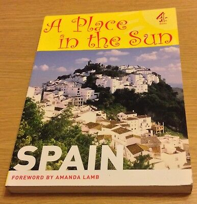 A PLACE IN THE SUN Spain Book (Paperback)