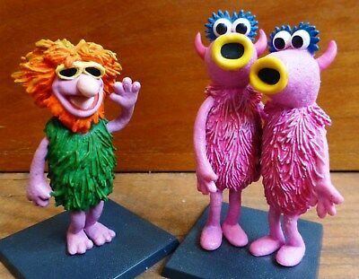 The Muppet Show Mini Palisades Muppets Mahna Mahna and the Snowths Jim Henson