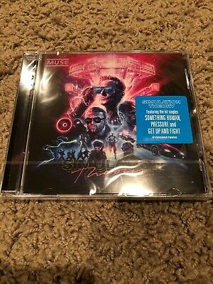 MUSE SIMULATION THEORY CD Brand New Sealed