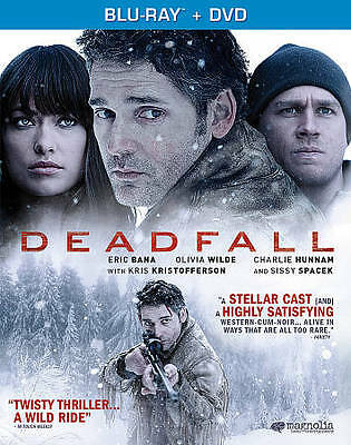 Deadfall: Combo Pak [New Blu-ray] With DVD, Widescreen, 2 Pack, Subtitled