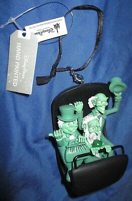 HAUNTED MANSION Doombuggy Christmas Ornament ~Hitchhiking Ghosts / Disney Parks