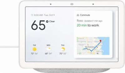 Google Home Hub - Chalk - Brand New in Box - Rated best smart device 2018