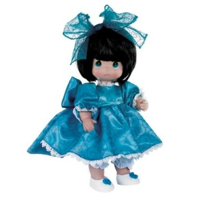 Precious Moments 12 Inch Doll, 'I'm So Sorry', Brunette, New with Tag, 4732