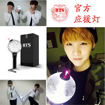 Hot KPOP BTS Bangtan Boys ARMY BOMB Concert Lightstick Official Light Stick e3