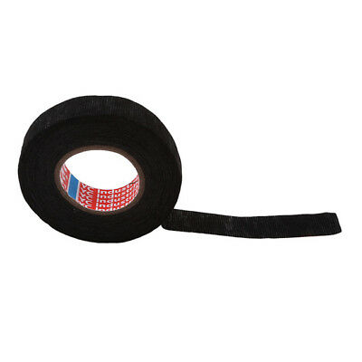 Car Automotive Wire Harness Wrap Adhesive Cloth Fabric Tape Cable Looms Jian