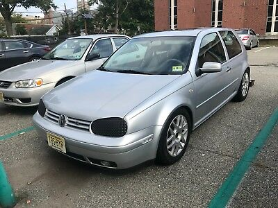 2003 Volkswagen Golf GTI MK4 VW GTI 1.8T 20V Turbo 03 Hatch Lowered Silver Tiptronic Car Auto NJ IV 135K