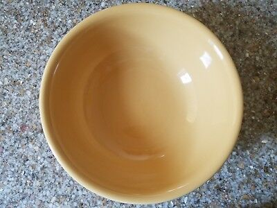 Longaberger Woven Traditions 26 oz. Cereal Bowls Butternut Yellow (5 available)