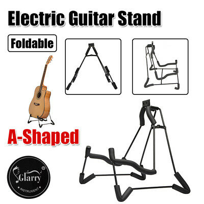 2019 Compact and foldable Guitar Music Instruments Stand Shelf USA