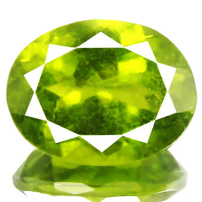 4.04ct 100% Natural earth mined extremely rare aaa green hydrogrossular garnet