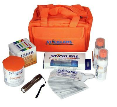 Sticklers Rapid Connector Fibre Optic Cleaning Kit Ideal For Installers