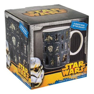 Star Wars - Glossary - mug
