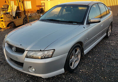 2004 Holden Commodore Vz Sv6 Auto Save $$$ Hail